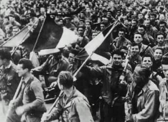 Emilia Romagna. Forlimpopoli celebra la sua Liberazione del 25 ottobre.
