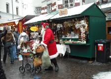 Turismo. La magia del Natale a Villach. Con i mercatini distribuiti in aree d'interesse diverse.