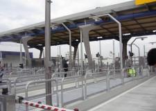 Emilia Romagna. Il nuovo e atteso casello A14 'Valle del Rubicone' inaugurato  a Gatteo.