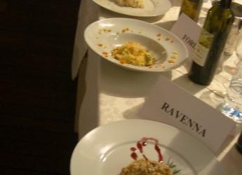 Emilia Romagna. Nelle serate di 'Tramonto divino' preferito il risotto, col 'trionfo' della solidarietà.