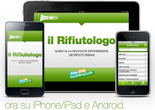Emilia Romagna. Hera Bologna: l'app del Rifiutologo raggiunge ora i 24mila download.