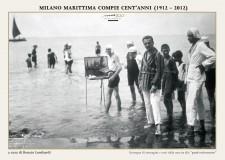 Milano Marittima. Nel libro di Lombardi, testi e immagini dalla nascita alla 'grande trasformazione'.