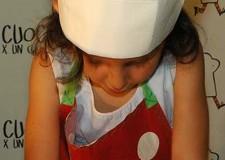 Emilia Romagna. Cuochi per un giorno: festival nazionale di cucina per bambini, a Modena.