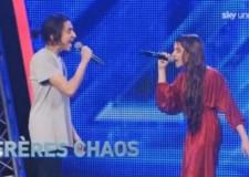 X Factor 6: fuori gli Akmé, rientra Alessandro Mahmoud. Arisa dispiaciuta.