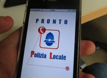 Emilia Romagna. Politiche per la sicurezza. Un'app per chiamare la Polizia locale più vicina.