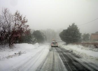 Emilia Romagna. Dalla Provincia Forlì-Cesena: in caso di neve, prudenza e obbligo di catene.