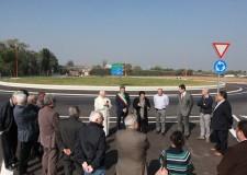Cesena&Cesenate. La rotonda di Diegaro dedicata a Paul Percy Harris, fondatore del Rotary.