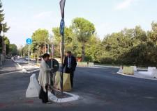 Brutte abitudini. Cesena: stop alla 'sosta selvaggia' sulla pista ciclabile di via Savio.