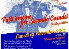 Emilia Romagna. 'Tutti insieme per Secondo Casadei', Ravenna capitale del Liscio.