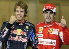 Formula1 GpAbu Dhabi: solo 10 punti tra Vettel e Alonso. Campionato serie A: tutto da rifare!