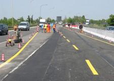 Rimini. Lavori sulla A14. Il divieto di transito per entrambi i percorsi di marcia.