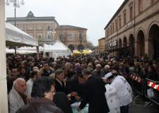 Fiera di San Martino a Santarcangelo di Romagna. Speciale piano viabilità e parcheggi.