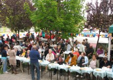 Riolo Terme. Festeggiare i novantanni! Un bel traguardo per 28 anziani.