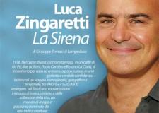 Emilia Romagna. Luca Zingaretti porta 'La Sirena' al Teatro Diego Fabbri di Forlì.
