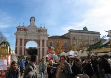 Emilia Romagna. La fiera di San Martino a Santarcangelo: festa e trasporto pubblico.