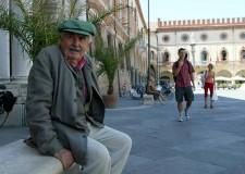 Emilia Romagna. Santarcangelo d/R. Ex Monte di Pietà: mostra sul mondo di Tonino Guerra.