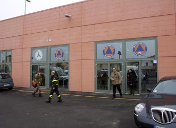 Emilia Romagna. Inaugura il Centro della Protezione civile Unione dei Comuni della Bassa Romagna
