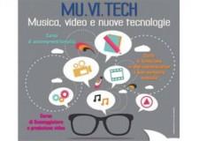 Emilia Romagna. Giovani & creatività: progetto Mu.vi.tech a Forlì, al via il corso 'Music Lab'.