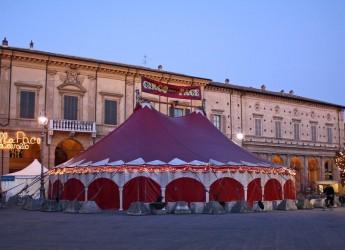 Romagna. Bagnacavallo. Il Circo per la pace lascia, per risorse insufficienti a coprire le spese.