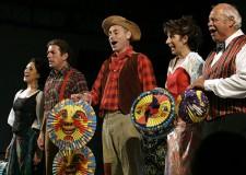 Capodanno a Cesenatico. Al Teatro Comunale 'Varietà…che follia', Operetta benaugurante.