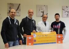 Emilia Romagna. Lo sport sostiene la ricerca: a Meldola 4 mila euro all'Irst Irccs.