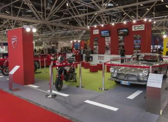 Vacanze di Natale. La Motor Valley dell'Emilia Romagna al Motor Show di Bologna.