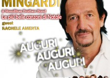 Natale a tinte 'swing' con Andrea Mingardi e il suo disco 'Auguri auguri auguri'.