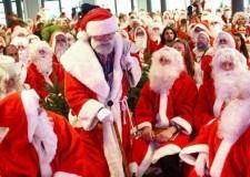 Emilia Romagna. Longiano sotto le stelle con le 'camminate dei Babbi Natale'.