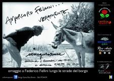 Emilia Romagna. 'Amarcord Fellini… Veramente', a Rimini spazio a una grande tradizione.