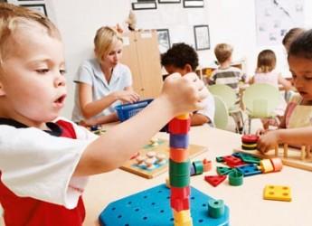 Rimini. Spazio giochi gratuito per bambini al Centro per le famiglie.
