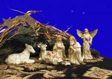 Tradizione e valori del Natale. Il Presepe e la nascita di Gesù. Nel calore delle case e non solo.