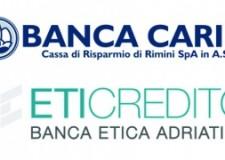 Rimini. Fusione al via tra Eticredito e Banca Carim, i motivi della scelta.