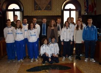 Emilia Romagna. Ravenna, omaggia ai suoi atleti. Qui l'elenco ( completo) dei premiati.