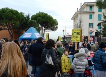 Emilia Romagna. In due mila a festeggiare la Befana in piazza a Misano Adriatico.