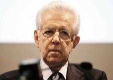 Emilia Romagna. Mario Monti in visita in alcuni comuni delle zone terremotate.