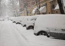 Rimini. Ghiaccio e neve, la Provincia raccomanda prudenza alla guida e dotazioni invernali.