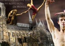 Rimini. In diretta da Milano: 'Notre-Dame de Paris' con Roberto Bolle e Natalia Osipova.