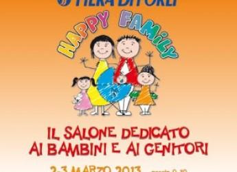 Emilia Romagna. Happy Family Expo alla fiera di Forlì, tutto a misura di bimbo.