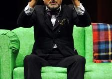 Riccione, al Teatro del Mare il dialetto d'autore di Ivano Marescotti.