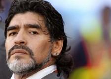 Sport. Maradona torna in Italia e parla della sua causa con il fisco.