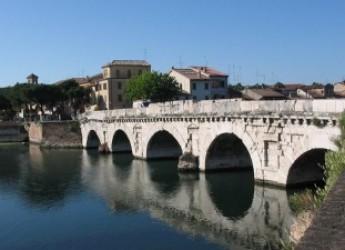 Rimini. L'idea di città che parte dalla viabilità. Il Ponte di Tiberio rimane un nodo cruciale, nessun nuovo attraversamento tra invaso e parco Marecchia.