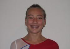 Sport. 6° posto del team femminile della Ginnastica Riccione.