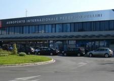 Emilia Romagna. Rimini: campagna elettorale & aeroporto Fellini, parlano Vitali e Gnassi.