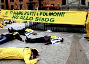 Emilia Romagna. Emergenza smog: Legambiente propone il 'Manifesto per la qualità dell'aria'.