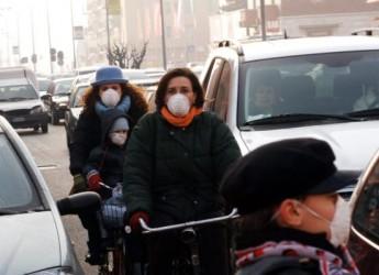 Ravenna. Confermato blocco del traffico per il 14 febbraio, sulla base del bollettino di Arpa.