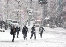 Emilia Romagna, in arrivo neve, ghiaccio e raffiche di vento.