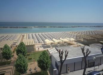 Emilia Romagna. Rimini innova la sua spiaggia. Più moderna e attenta ai nuovi stili di vita.