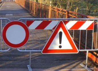 Faenza. Viabilità. Via San Antonino chiusa fino a venerdì per lavori i manutenzione esterna di un edificio.