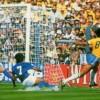 Amichevoli di calcio internazionale. In piedi,  stasera c'è Brasile-Italia,  ovvero il ' derby del Mondo'!