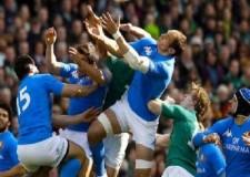 Mandiamo quelli del rugby, a spiegare agli anglofoni chi è l'Italia? Irlanda sotto 22-13.